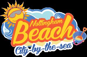 Nottingham Beach Logo